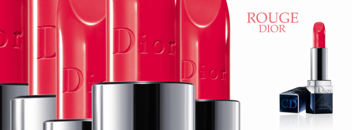 Rouge Dior on Harrie Appel´s Facebook page cover