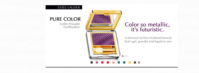 PURE COLOR ★ Gelée Powder EyeShadow by ESTÈE LAUDER