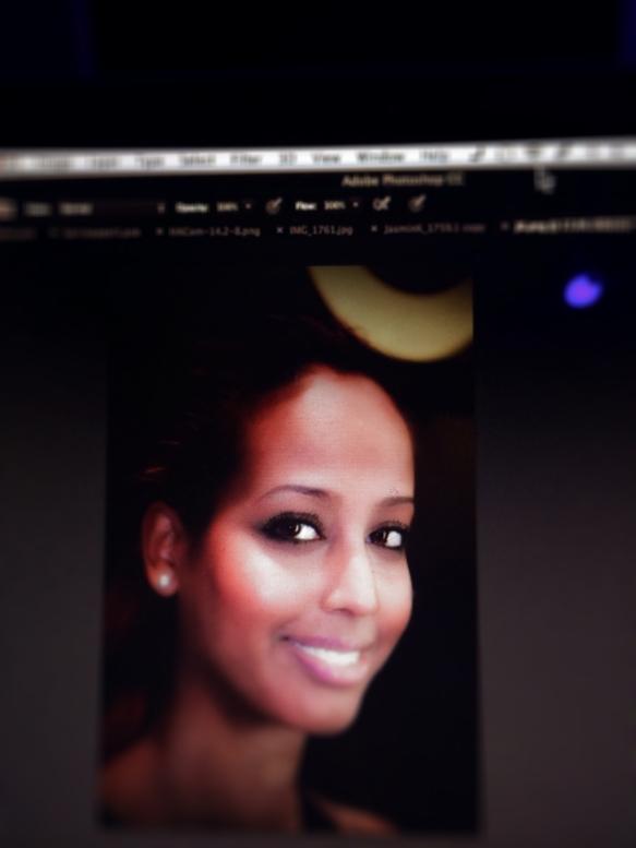 Model: Jasmin Kadir