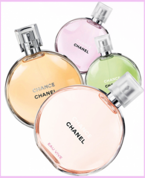 Delve into the newest Chanel fragrance to join the Chance family – Chance Eau Vive.