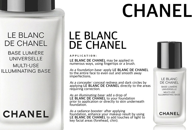 le-blanc-de-chanel_application