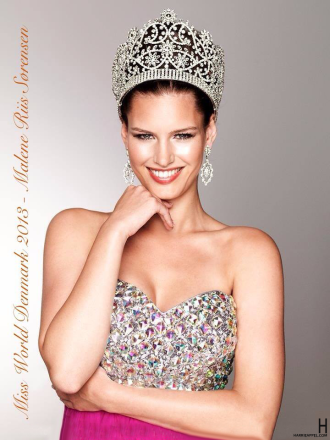 My Recent Work | Miss World Denmark 2013 - Malene Riis Sørensen - 2