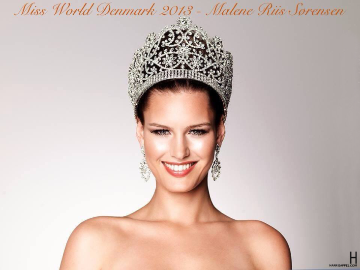 My Recent Work | Miss World Denmark 2013 - Malene Riis Sørensen